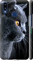 "Чехол на Samsung Galaxy A10s A107F Красивый кот ""3038c-1776-40693"""