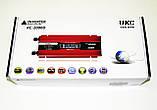 Инвертор преобразователь напряжения Power Inverter UKC 2000W KC-2000D с LCD дисплеем 12V в 220V, фото 7