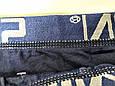 Трусы мужские бамбук плавками слипы средняя посадка синие размер 54 (4XL) Sim Corpion, фото 3