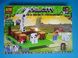 Конструктор Model City Ферма для корів