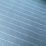 Комплект сатинової постільної білизни Євро розміру | Бавовняна постільна білизна високої якості, фото 6
