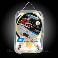Набор ракеток для  настольного тенниса Donic Person 500 +3шарика