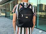 Шкіряний рюкзак David Jones чорний, фото 2