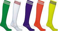 Гетры  футбольные взрослые, цвета в ассортименте