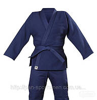 Кимоно дзюдо синее   150см-180см