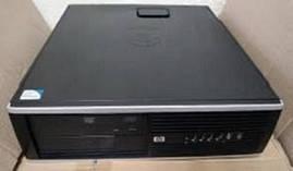Системный блок Б/У HP Compaq Pro 6300 Tower / Intel Core i5-3470 (4 ядра по 3.2 - 3.6 GHz) / 4 GB DDR3 / 500