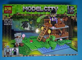Конструктор Model City Битва на болоті