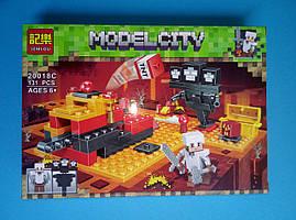 Конструктор Model City Битва у вогняному підземелля