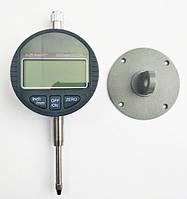 Цифровий індикатор годинникового типу ИЧЦ 0-25,4 мм (0,01 мм) з вушком