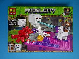 Конструктор Model City Битва за скарби