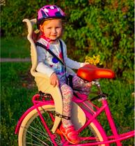 Дитяче велокрісло на багажник ELIBAS HTP DESIGN, Італія