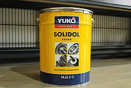 Солидол 10 л/9,0 кг