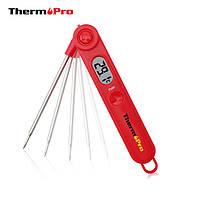 Термометр складаний ThermoPro TP-03 (-50°C до 300°C)
