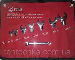Набір ключів гайкових EDON ED-ES628