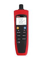Термогігрометр UNIT UT331 (Т: від -20 °С до 60 °С: RH:від 0 % до 100 %), USB-інтерфейс, точка роси