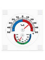 Термогігрометр побутовий МВВ-1 (-50 +50С 20%-100%)