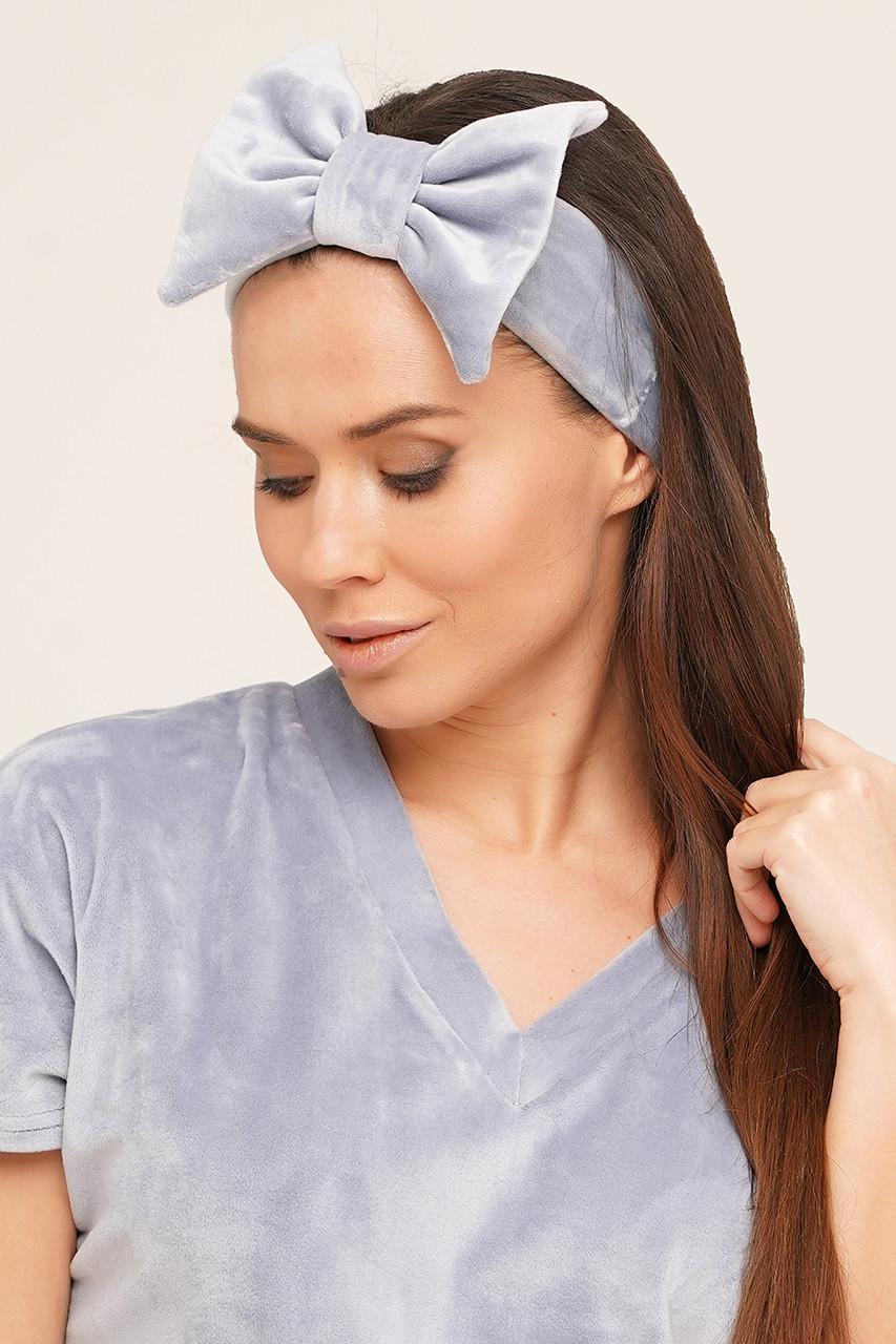 Женская стильная солоха для волос
