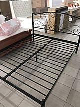 Кровать металлическая Бегония Тенеро / Tenero, фото 3