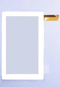 "Оригинальный сенсор (Тачскрин) для планшета 7"" F-YL-7.0-6047-V01 30pin (186х111mm) (Белый)"