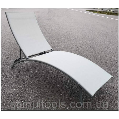 Кресло-шезлонг 169*55*70 см