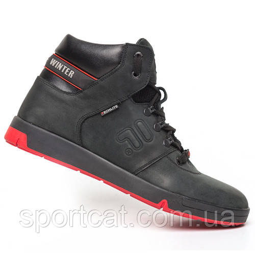Мужские ботинки Fola, натуральная кожа, мех Р. 41 44