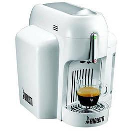 Капсульная кофеварка эспрессо Bialetti CF62S Mini
