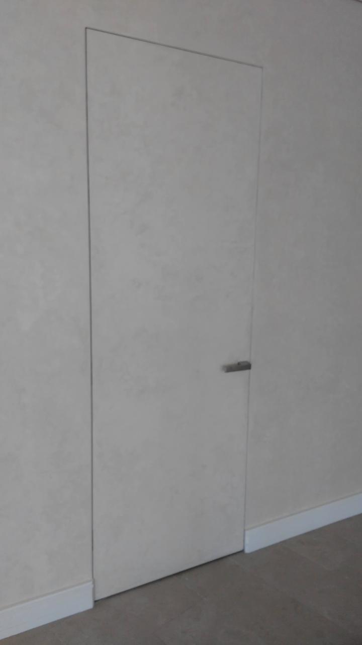Двері прихованого монтажу (індивідуальний розмір)