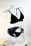 Манекен пластиковый Венера изогнутая прозрачная, фото 2