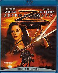 Blu-ray фільм: Легенда Зорро (Мартін Кемпбелл) (США, 2005)