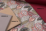 Однотонная ткань Duck цвет капучино, фото 5