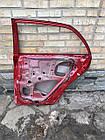 Дверь задняя правая Toyota Corolla E150 2007-12, фото 3