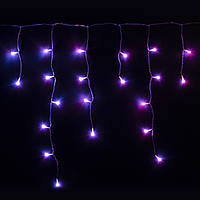 Smart LED Гирлянда Twinkly Icicle RGB 190, Gen II, IP44, длина 5м, кабель прозрачный (TWI190STP-TEU)
