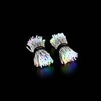 Smart LED Гирлянда Twinkly Strings RGBW 250, Gen II, IP44, длина 20м, кабель бесцветный (TWS250SPP-TEU)