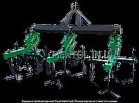 Культиватор междурядной обработки ZV КМО-2,1 для минитрактора (без окучников)