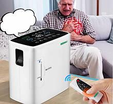 Портативні концентратори-генератори кисню