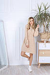 Молодежное платье женское из легкой ткани, фото 2