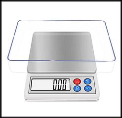 Високоточні ваги 0,01 г An Jieyu AJY-212 електронні кишенькові ваги 2000 гр