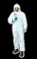 Комбинезон для маляра одноразовый белый Troton