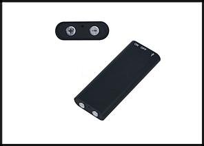 Диктофон міні 16 ГБ SK-892  цифровий аудіо-рекордер MP3 Плеєр + ПОДАРОК