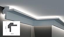 Молдинг TesoriKD 503 (1.15м), Светодиодные системы непрямого освещения из пенополистирола.