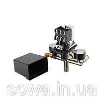 Прессостат 380В (блок автоматики компрессора) INTERTOOL PT-9097, фото 2