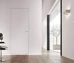 Двері прихованого монтажу біла