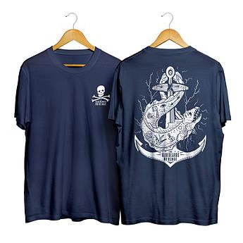 Футболка чоловіча The Bluebeards Revenge Crew Neck T-Shirt