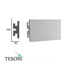 Молдинг TesoriKD 302 (1.15м), Светодиодные системы непрямого освещения из пенополистирола.