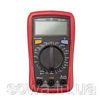 Мультиметр цифровой INTERTOOL MD-0001, фото 2