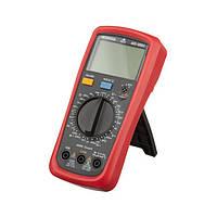 Мультиметр цифровий INTERTOOL MD-0002 : CAT III-600В/CAT II-1000В