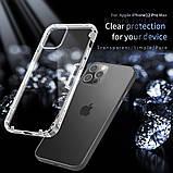 "Nillkin Apple iPhone 12 Pro Max (6.7"") Nature TPU Case White Силіконовий Чохол, фото 6"