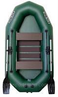Лодка Колибри К-250Т двухместная, гребная
