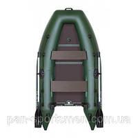 Лодка Колибри КМ-280DL двухместная, моторная