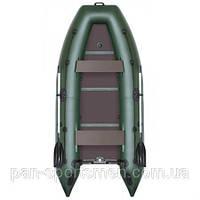 Лодка Колибри КМ-330DL четырехместная, моторная